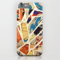 Superwoman iPhone 6 Slim Case