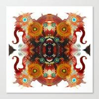 Lucid Loon Innovate Canvas Print