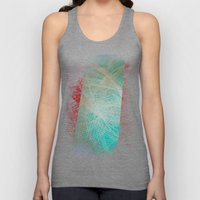 String Theory 01 Unisex Tank Top