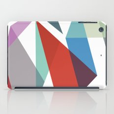 Shapes 015 iPad Case
