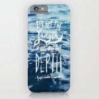 Depth X Ocean iPhone 6 Slim Case