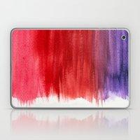 Watercolor Wash Abstract Laptop & iPad Skin
