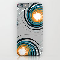 Spinning Worlds iPhone 6 Slim Case