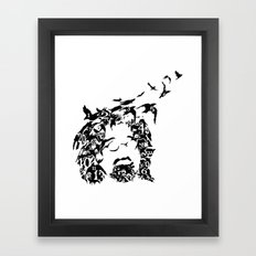 Counting Crows Framed Art Print