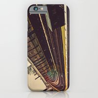 iPhone & iPod Case featuring Meet me in the city by Phil Provencio
