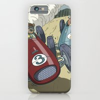 Hot Rods And Racing Cars… iPhone 6 Slim Case