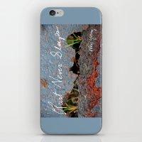 Rust Never Sleeps iPhone & iPod Skin