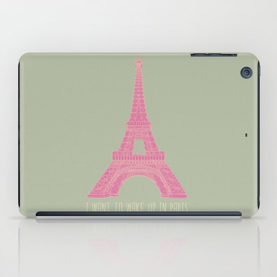 OUI OUI iPad Case
