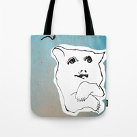 Bear1 Tote Bag
