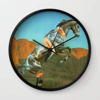Fillet Wall Clock