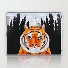 The Siberian Tiger Laptop & iPad Skin