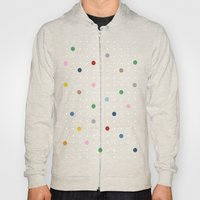 Pin Points on Back Hoody