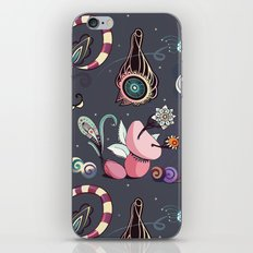 camtric fantasy pattern iPhone & iPod Skin