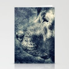 DOG - CROSS/PROCESS Stationery Cards