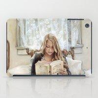 Morning Read iPad Case