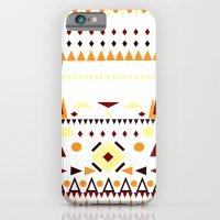 Fall Paterns iPhone 6 Slim Case