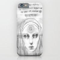 St. Benedict Ghost iPhone 6 Slim Case