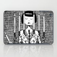 Eloise sets the mood iPad Case