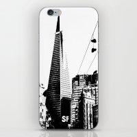 Love San Francisco iPhone & iPod Skin