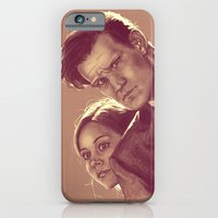 Mysterious People - Doctor Who iPhone 6 Slim Case
