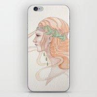 Lady of Lorien iPhone & iPod Skin