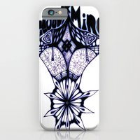 iPhone & iPod Case featuring Free Your Mind by Isa Gutierrez