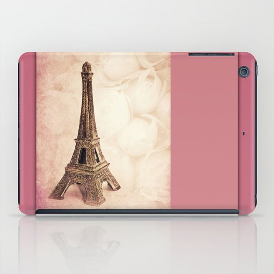 PARIS ~ MON AMOUR iPad Case