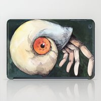 The keen finger iPad Case