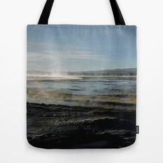 Natural spas Tote Bag