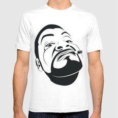 Each Morning Mens Fitted Tee White SMALL