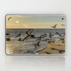 Birds in Flight Laptop & iPad Skin