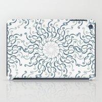 Stylized Flower - Circle… iPad Case