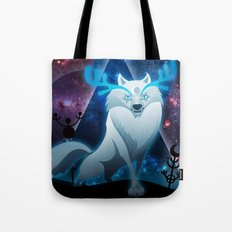 The wonder wolf Tote Bag