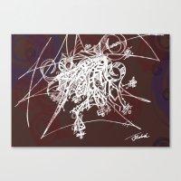 Intricate  Canvas Print