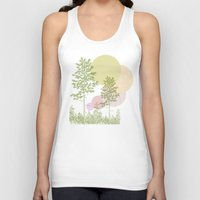 Waiting For The Night Unisex Tank Top