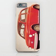 Fiat Apple 500 iPhone 6 Slim Case