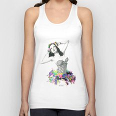In Bloom Unisex Tank Top