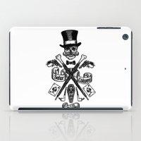 SEÑOR CALAVERA iPad Case