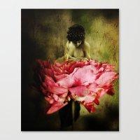 Fragrant Memories Canvas Print