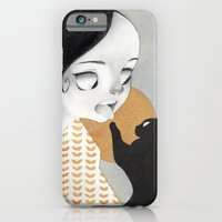 iPhone Cases featuring The tale by Rozenn