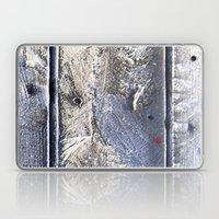 Frost Owl Laptop & iPad Skin