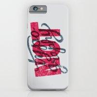 Not Typography iPhone 6 Slim Case