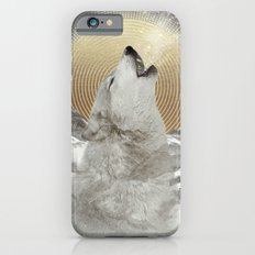 Turn Your Face To The Sun (Stay Gold Wolf) iPhone 6 Slim Case