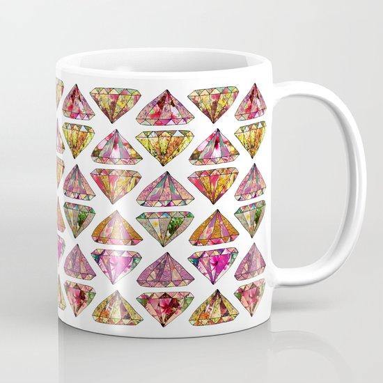 These Diamonds Are Forever Mug