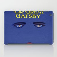 Great G Poster iPad Case