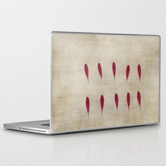 Ten Laptop & iPad Skin