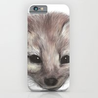 Pine Marten iPhone 6 Slim Case