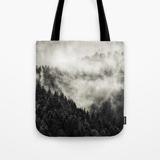In My Other World // Old School Retro Edit Tote Bag