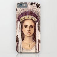 iPhone & iPod Case featuring LDR IV by Daniel Cash