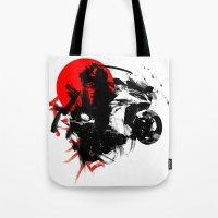 Kawasaki Ninja - Japan Tote Bag